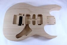 Unfinished Alder OSNJ RG550 Jem Guitar Body  - Fits Ibanez (tm) RG Necks