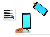 Touch Screen Digitizer Sensor Lens For Sony Xperia Compact Z1 mini D5503 Black