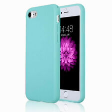 Ultra-Thin Matte Soft TPU Silicone Rubber Case Cover For Apple iPhone 8 6 7 Plus