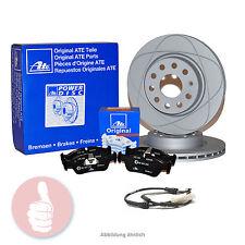 ATE Power Disc Bremsscheiben 328mm Beläge Warnkontakt VORNE BMW X3 F25 X4 F26