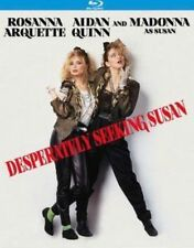 Desperately Seeking Susan Region 1 Blu-ray