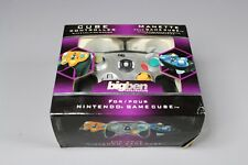 ZB1130 BigBen Interactive Manette pour Gamecube Cube Controller Jeux vidéos Noir