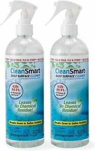 CleanSmart Disinfectant 16oz/CASE OF 6 ~ FREE SHIPPING!
