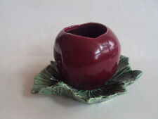 VINTAGE ORIGINAL 1953 MCCOY APPLE FRUIT PLANTER - ORIGINAL PRICE TAG! L@@K!