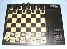 rapier electronic Chess Computer by scisys retro vintage