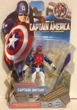 Marvel univers du film captain america captain britain action figure