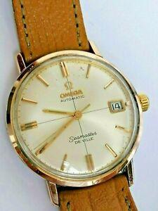 Vintage Omega Seamaster De Ville Cal. 562 Automatic wristwatch- men's- 1960's