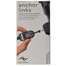 Peak Design AL-4 Anchor Links Quick Connectors for Camera Strap NEW 2018