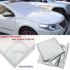 Car SUV Magnet Windshield Cover Snow Ice Frost Winter Protector Window Sun Shade