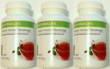 3 x Herbalife instant Herbal Beverage Original Peach Cinnamon Tea Aussie stock
