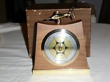 Rare-Antique Cooper  Made in america Fish Barometer Vintage excellent NEW!!!