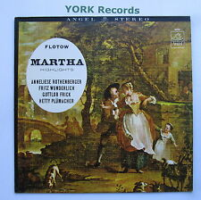 S-36236 - FLOTOW - Martha highlights ROTHENBERGER / WUNDERLICH - Ex LP Record