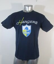 LA Chargers Football NFL boy's t-shirt blue L 14-16 new
