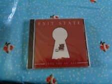 Exit State - Let's See It All (CD 2013) NEW/SEALED,free postage uk