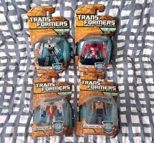 TransFormers Legends RTS Megatron Optimus Prime BumbleBee StarScream MOC G1 TR