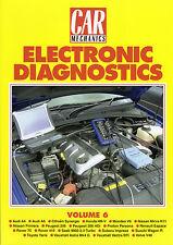 Car Mechanics Electronic Diagnostics Reprint Books Volume 6