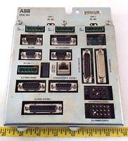 DSQC 504 3HAC5689-1/04 100047 ABB ROBOTICS  CONNECTOR UNIT BOARD