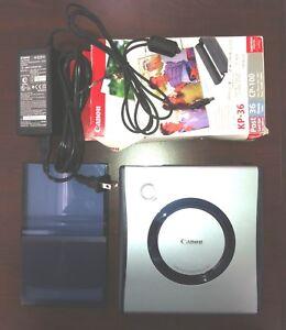 CANON CARD PHOTO PRINTER CP-100, MODEL CD1004