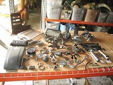 1978 Honda GL1000 Regulator Rectifier Radiator Intake Manifold Etc Parts Lot #1