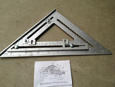 """12""""/300 mm ALUMINUM SQUARE-BRAND NEW"""