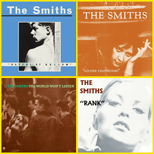 The Smiths Albums Bundle - Hatful/Louder/World Won't/Rank - Vinyl LP *NEW*