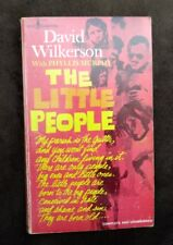 The Little People Book David Wilkerson Good Condition