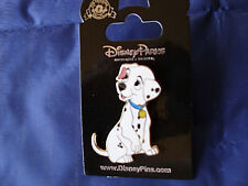 Disney * DALMATIAN PUPPY w/ SPARKLE COLLAR * New on Card Character Trading Pin