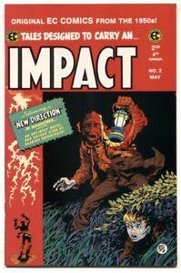 Impact Comics #2 1999- Gemstone EC comic reprint