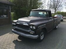 Chevrolet Apache 32 Fleetside 1958/1959