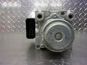 634 A  HONDA SILVERWING FSC 600 2007 OEM  ABS BRAKE PUMP ANTI LOCK MODULE