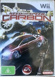 Need for Speed Carbon Complete - Nintendo Wii