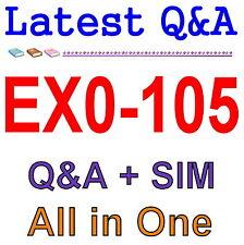 EXIN Information Security Foundation ISO 27002 ISFS EX0-105 Exam Q&A PDF+SIM
