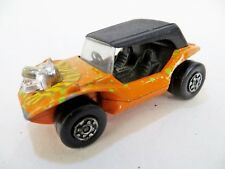 MATCHBOX K37 SAND CAT BEACH BUGGY. ORANGE. VINTAGE. GOOD. SPEEDKINGS