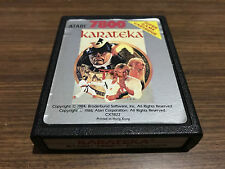 KARATEKA - ATARI 7800 GAME - WORKING - PAL