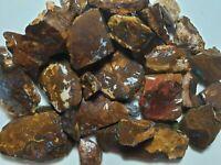 Australian Boulder opal rough Koroit  Parcel 2240 cts lapidary BRMAR06