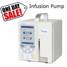 CONTEC Big LCD Infusion Pump,Real-time Alarm,Battery Recharge, SP750