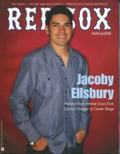 2011 RED SOX MAGAZINE-7 Issues; 1-6 + Spring Training Edition