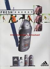 Adidas Dynamic Fresh Energy 1999 Magazine Advert #357