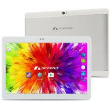 "ACEPAD A121 10 ZOLL [10.1""] TABLET PC 64GB 2GB RAM 3G QUAD CORE IPS DUAL SIM GPS"