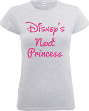 Disney's Next Princess Grey Tshirt Size M RE077 DD 10