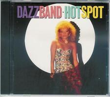 """DAZZ BAND - HOT SPOT 2011 REMASTERED CD 1985 ALBUM + BONUS 12"""" MIXES !"""