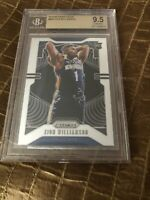 2019-20 PANINI PRIZM ZION WILLIAMSON #248 ROOKIE RC/BGS 9.5 GEM MINT INVEST NOW!