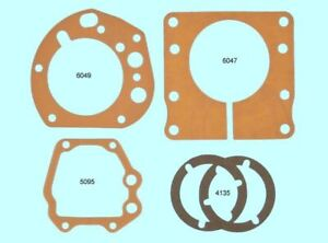 1940-56 manual transmission gasket set Chrysler products with & w/o overdrive OD