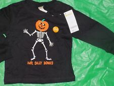 FREE SHIP! Gymboree Boys 18-24 months NWT Halloween  top shirt