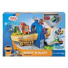 Thomas & Friends Minis Boost n Blast Stunt Set FJP36