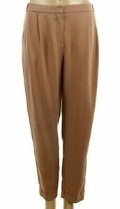 New Ladies Nude Pants Trousers exchain Comfort Trousers Womens Size