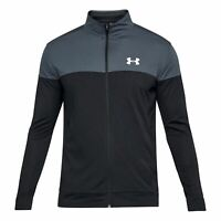Under Armour Mens Sportstyle Tracksuit Top Performance Long Sleeve Lightweight