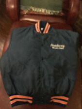 ROADWAY TRUCK LINES EMPLOYEE JACKET SIze Lg USA Made Holloway Nice L@@K!!