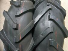 TWO 13/5x6,13/5.00X6, 13/5.00-6 JOHN DEERE Gravely Climb Hills Snowblower Tires
