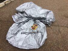 Porsche 981 & 718 Boxster Cayman OEM Factory Genuine Indoor & Outdoor Car Cover